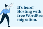 bluehost wordpress free migration